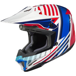 HJC CL-X7 Hero Motocross MX Helmet Red