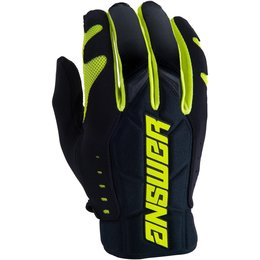 Answer Racing Mens AR-4 AR4 Gloves Black