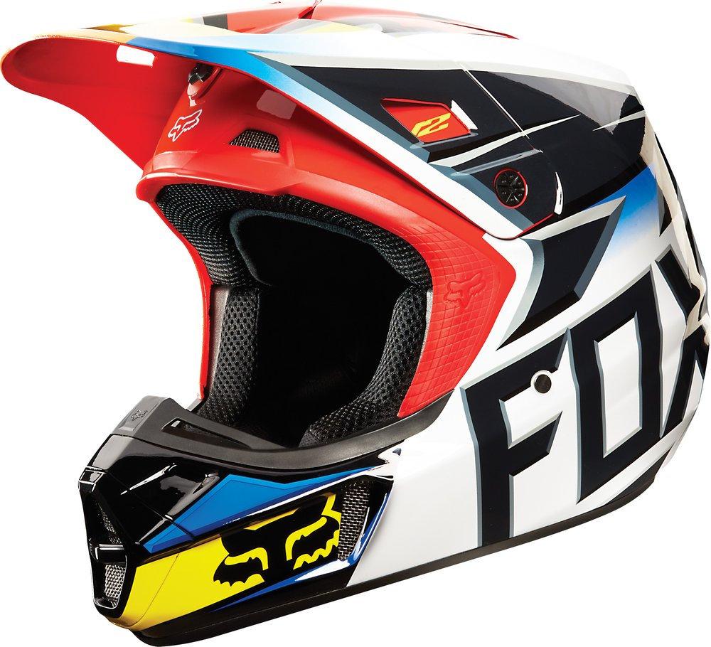 Fox Racing V2 Race Mx Helmet 199172