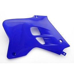 Acerbis Radiator Shrouds Blue For Yamaha YZ80 93-01