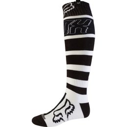 Fox Racing Mens MX FRI Falcon Thick Socks Black