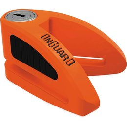 OnGuard Boxer 8MM Pin Stapler Style Disc Lock Orange 8054O Orange