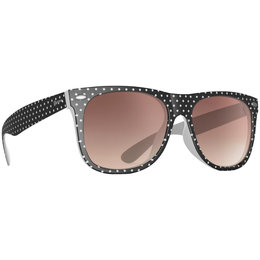 Black, White Dots/rose Gradient Dot Dash Vintage Collection Kerfuffle Sunglasses Black White Dots Rose Gradient