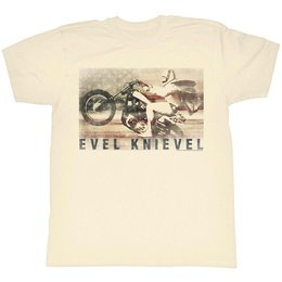 Evel Ameriknievel T-Shirt 2014