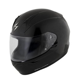 Black Scorpion Mens Exo-r410 Full Face Helmet 2013
