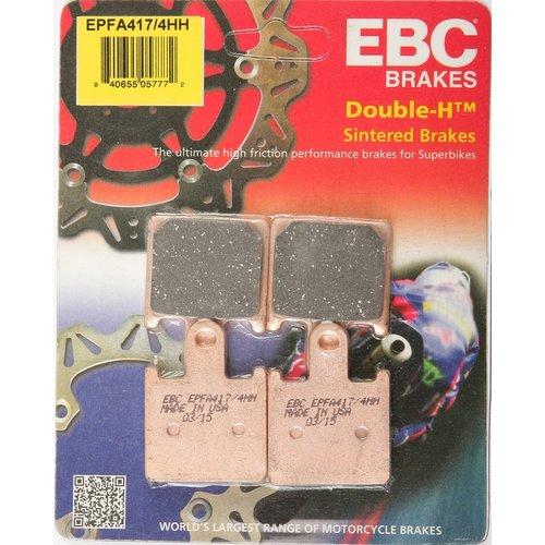 $95 00 EBC Extreme Pro Front Brake Pads Single Set For #978879
