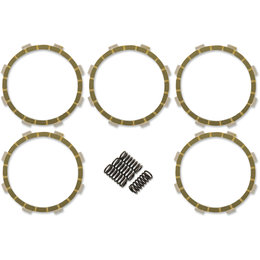 Barnett Dirt Digger ATV Clutch Kit For Honda ATC200X 1983-1987 2012-502 Black