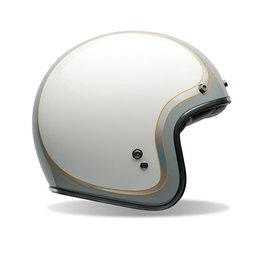 Headcase Cue Ball Bell Powersports Custom 500 Open Face Helmet