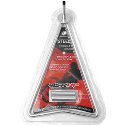 MSR MSRHP TRI-Moto Stand Zinc Plated Steel