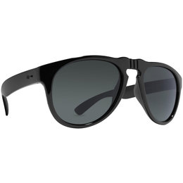 Black/retro Grey Dot Dash Youth Lil Rippers Collection Lil Gentry Sunglasses Black Retro Grey