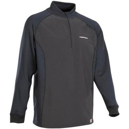 Black Firstgear Tpg Winter Base Layer Ls Shirt