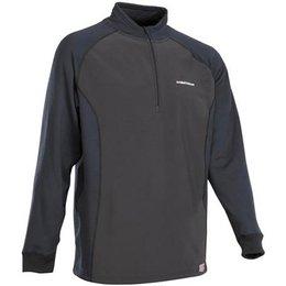Black Firstgear Tpg Winter Base Layer Ls Shirt