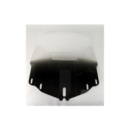 Memphis Shades Windshield Standard W/Hole Black For Honda GL1800