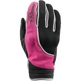 Speed & Strength Womans Comin In Hot Riding Gloves Pink