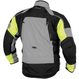 Firstgear Mens Kathmandu Textile Jacket With Hydration Grey