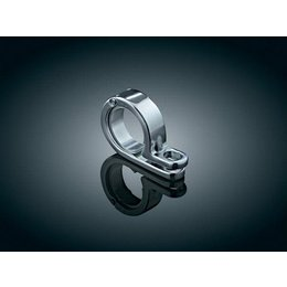 Chrome Kuryakyn P-clamp 1-3 8 Inch To 1-1 2 Inch
