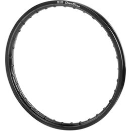DID DirtStar 19x1.85 32-Hole Rear Rim For Honda CR125/CRF250R Black 19X185VB01H Black