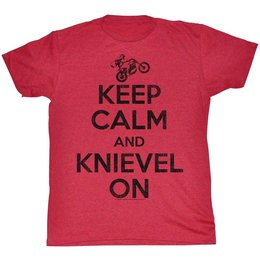 Evel Keep Calm T-Shirt 2014