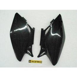 Acerbis Side Panels Black For Honda CRF450R 2002-2004