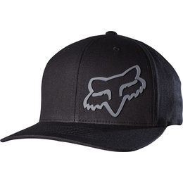 Fox Racing Mens Forty Five 110 Adjustable Snapback Hat Black