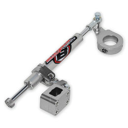 Silver Streamline 7-way Adjustable Stabilizer For Kawasaki Kfx Suzuki Ltz 400