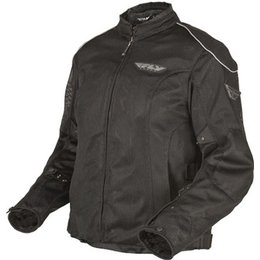 Black Fly Racing Womens Coolpro Ii Mesh Jacket