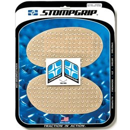 Stompgrip Tank Traction Pads Ovals 4-3/4 In X 8-3/4 In Clr Universal 50-10-0002