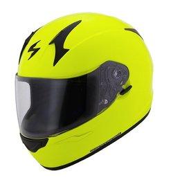 Neon Scorpion Mens Exo-r410 Full Face Helmet 2013