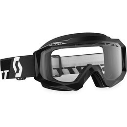 Scott USA Hustle MX Enduro Offroad Anti-Fog Goggles Black