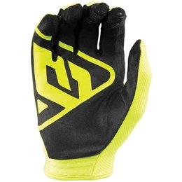 Answer Racing Mens AR-3 AR3 MX Gloves Yellow