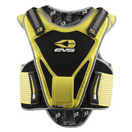 Yellow, Black Evs Mens Mil-spec Sport Protection Vest 2013 Yellow Black