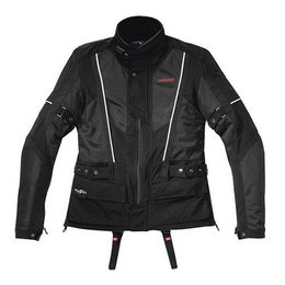 Black Spidi Sport Netwin Jacket Xl-large