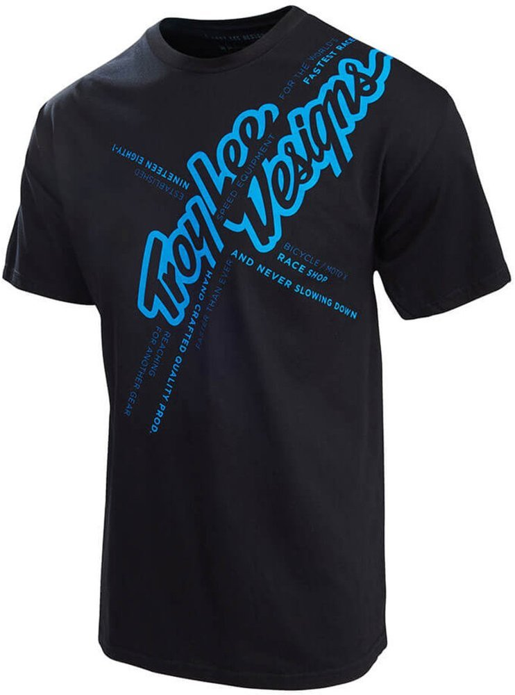 Troy Lee Designs Mens Vert Cotton Graphic T Shirt