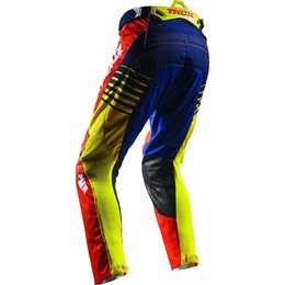 Thor Mens Fuse Propel MX Motocross Textile Riding Pants Red