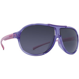 Purple, Pink/retro Grey Dot Dash Youth Lil Rippers Collection Lil Wanksta Sunglasses Prpl Pnk Retro Gry