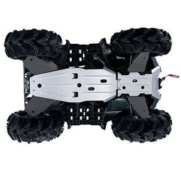 Warn Industries Armor Body Chassis Kit For Yamaha Grizzly 700 07-08