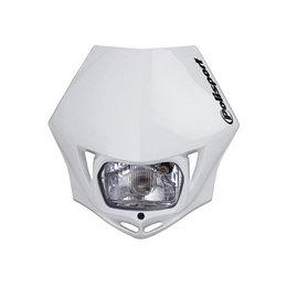 White Polisport Mmx Headlight 35 Watt Universal