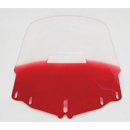 Memphis Shades Windshield Tall W/Hole Ruby For Honda GL1800