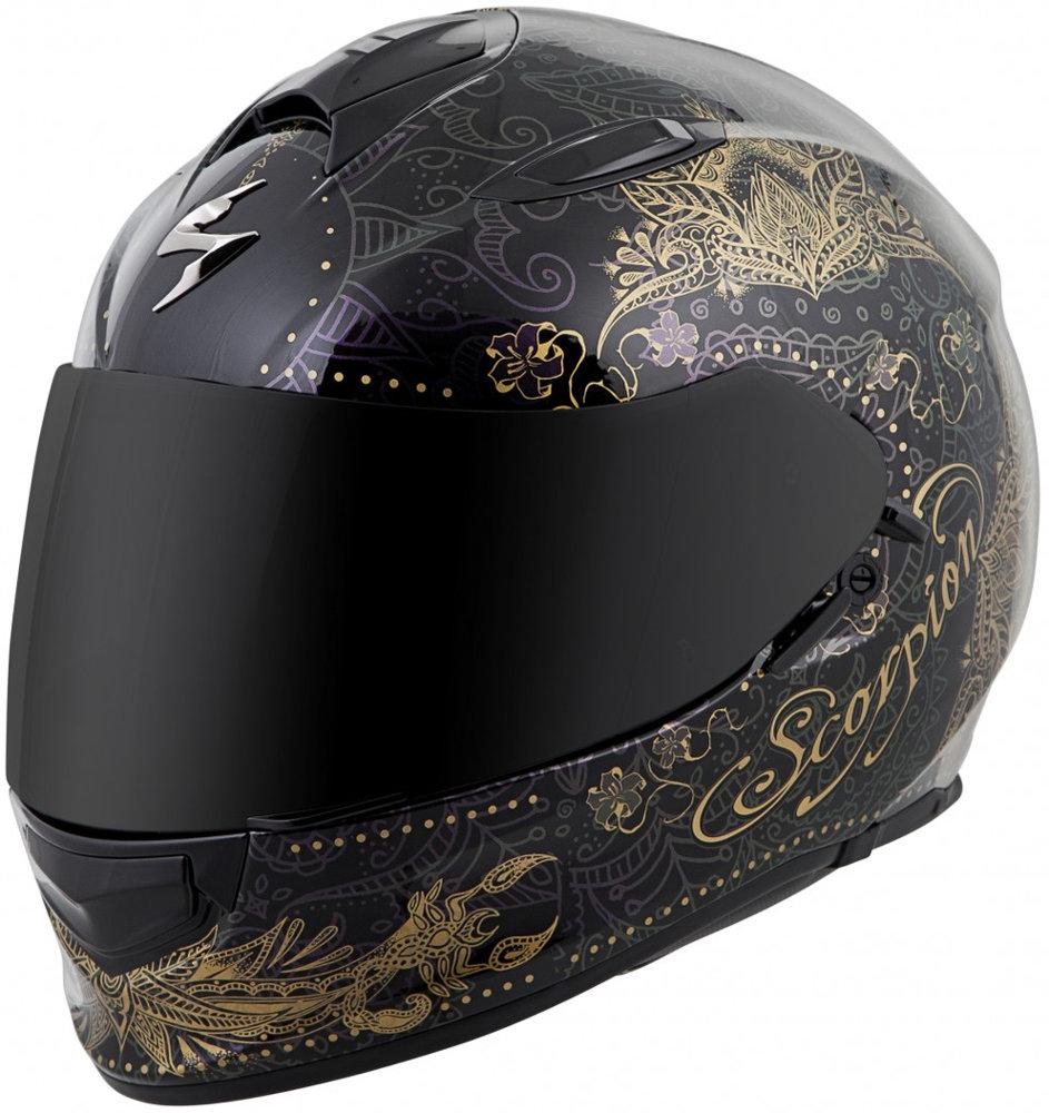 Scorpion Womens Exo T510 Exot 510 Azalea Full Face Helmet