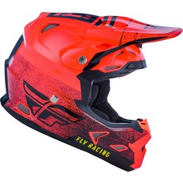 Fly Racing Toxin MIPS Embargo Cold Weather Helmet Red