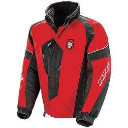 HJC Mens Storm Waterproof Snowmobile Jacket Red