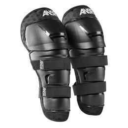 Answer Pee Wee Knee Guard Black