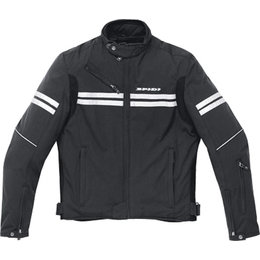 Black, Ice Spidi Sport Jk Tex Jacket Black Ice