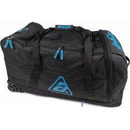 Answer Racing Roller Wheeled Gear Bag Black