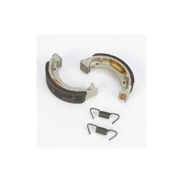 Moose Racing Brake Shoes Rear For Suzuki Ozark 250 LT-Z250 02-11