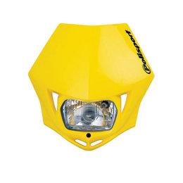 Yellow Polisport Mmx Headlight 35 Watt Universal