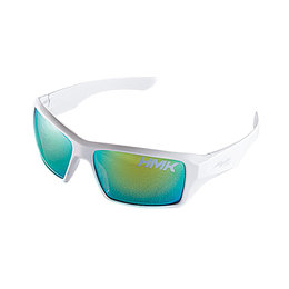 HMK Jim 100 Percent UV Protection Sunglasses White