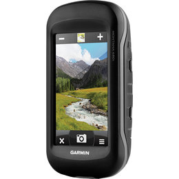 Garmin Montana 680T Handheld 4 Inch Touchscreen GPS Navigator With 8MP Camera Black