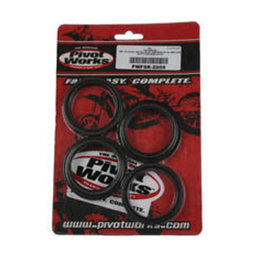 N/a Pivot Works Fork Seal Kit For Suzuki Dr-z400 Rm125 Rm250