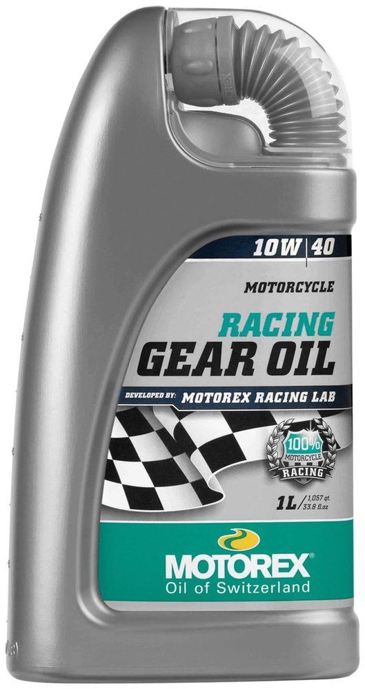Motorex Racing Gear Oil Non Synthetic Oil For 1011193